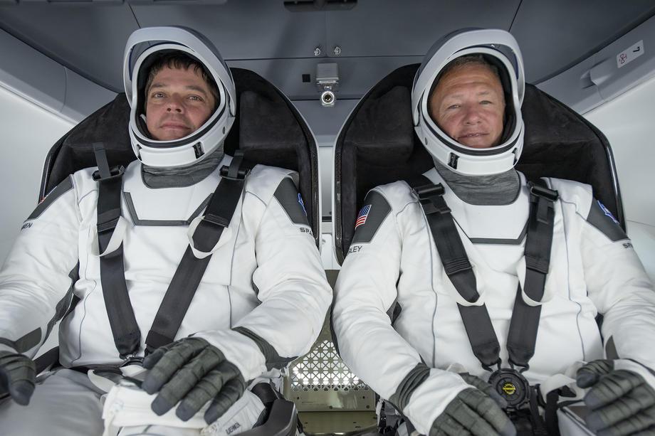Впервые за девять лет NASA отправит астронавтов на МКС с территории США