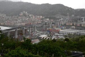 В Генуе построили новый мост на месте трагического обрушения