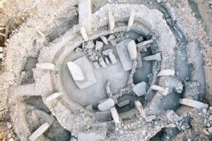 В каменном веке строили по архитектурным проектам