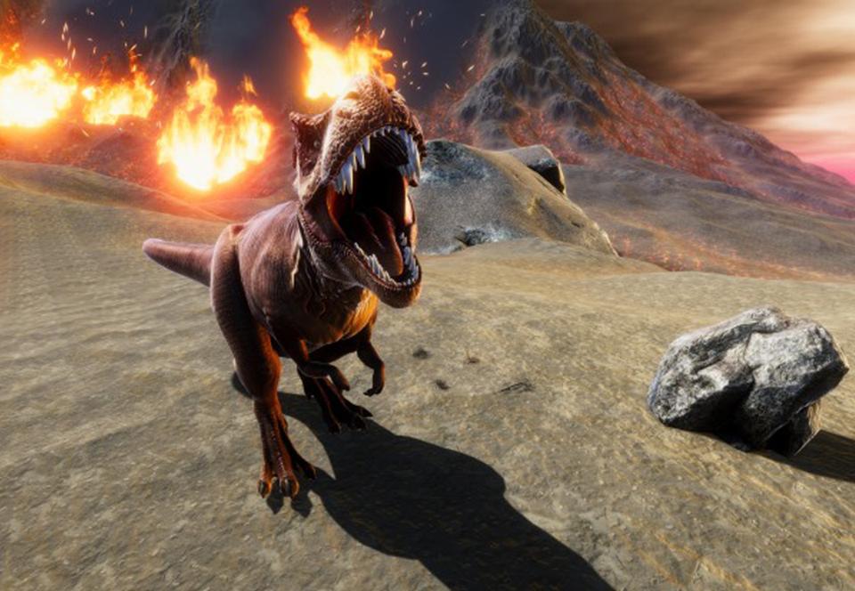 Ученые смоделировали падение астероида, убившего динозавров.Вокруг Света. Украина