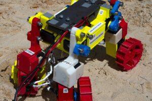 Американские инженеры разработали мини-марсоход с уникальными возможностями