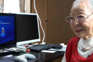 В Японии нашли самую старую геймершу в мире