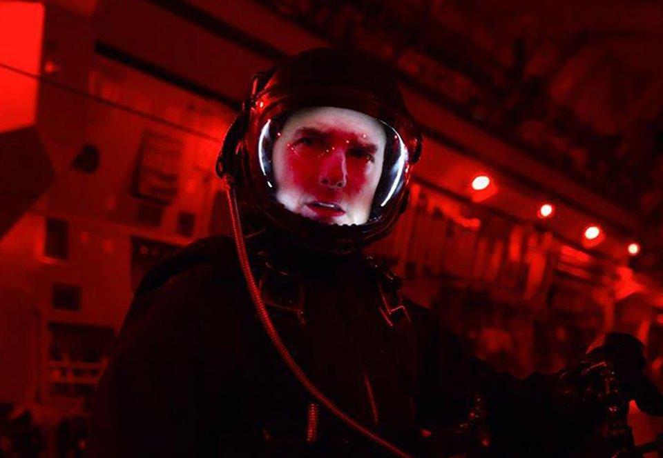 NASA отправит Тома Круза снимать кино на МКС.Вокруг Света. Украина