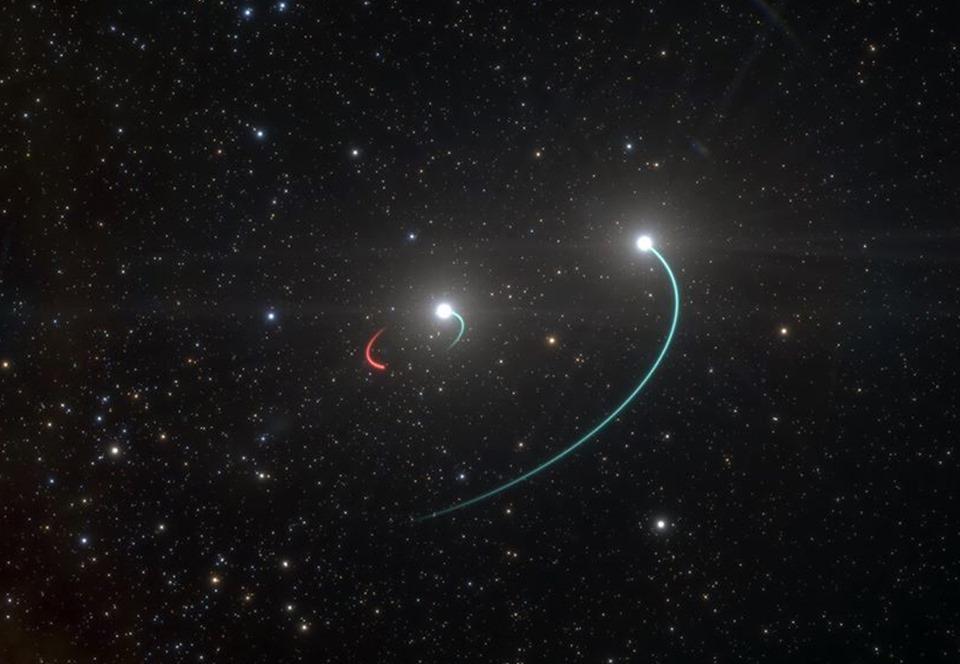 Обнаружена самая близкая к Земле черная дыра