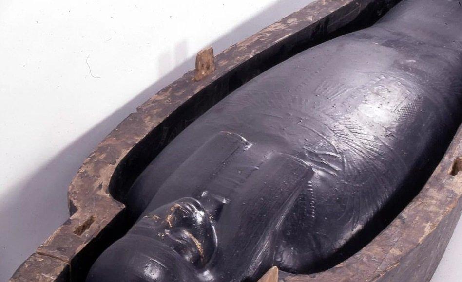 Химики раскрыли тайну черной слизи из Древнего Египта