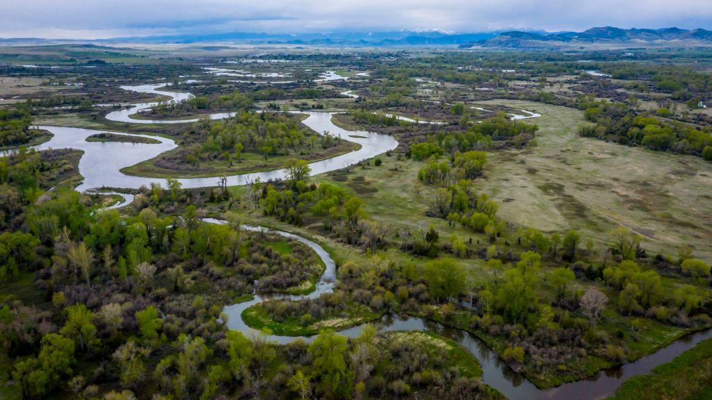 Уровень воды в реке Миссури стал самым низким за 1200 лет.Вокруг Света. Украина
