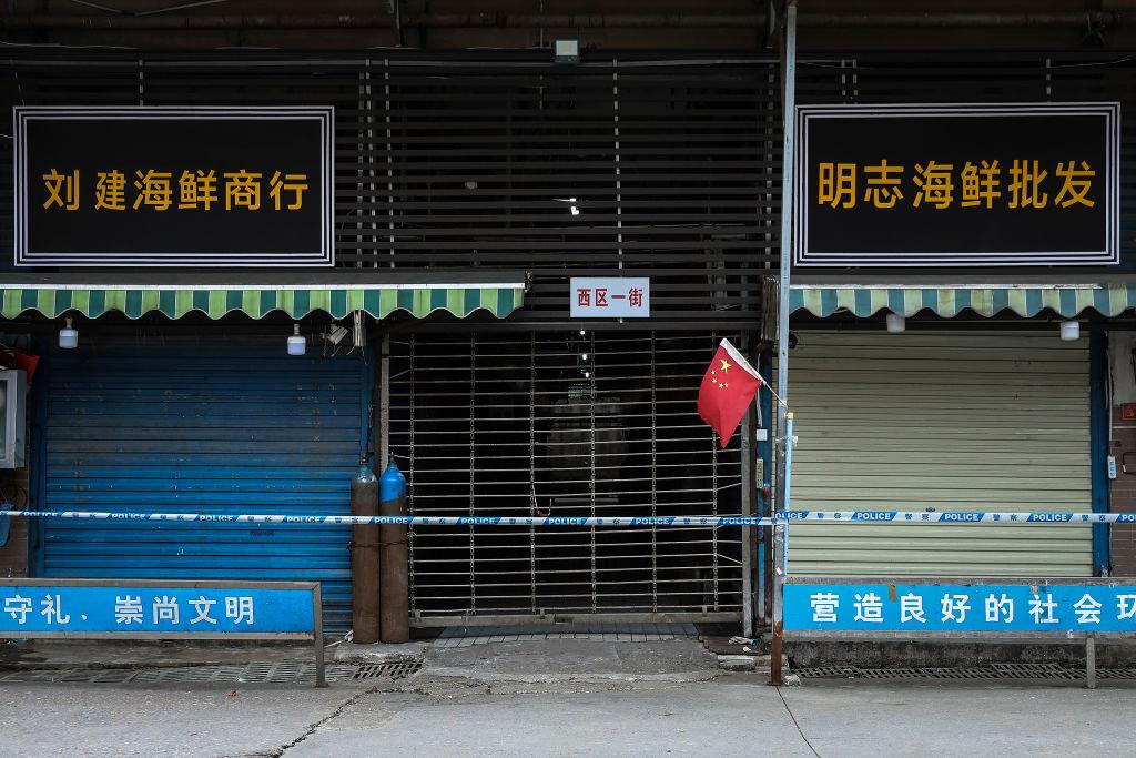 В Китае заявили, что уханьский рынок не был местом возникновения вспышки COVID-19.Вокруг Света. Украина