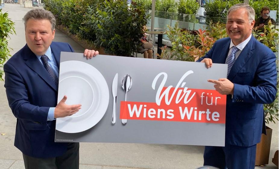 Жителям Вены раздадут ваучеры на посещение кафе и ресторанов