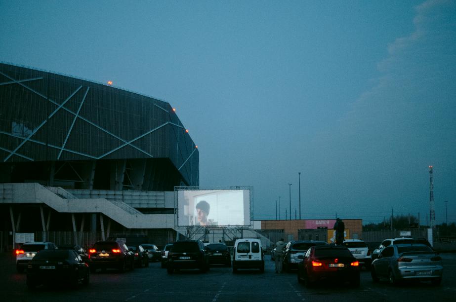 У Києві відкриється перший легальний автокінотеатр