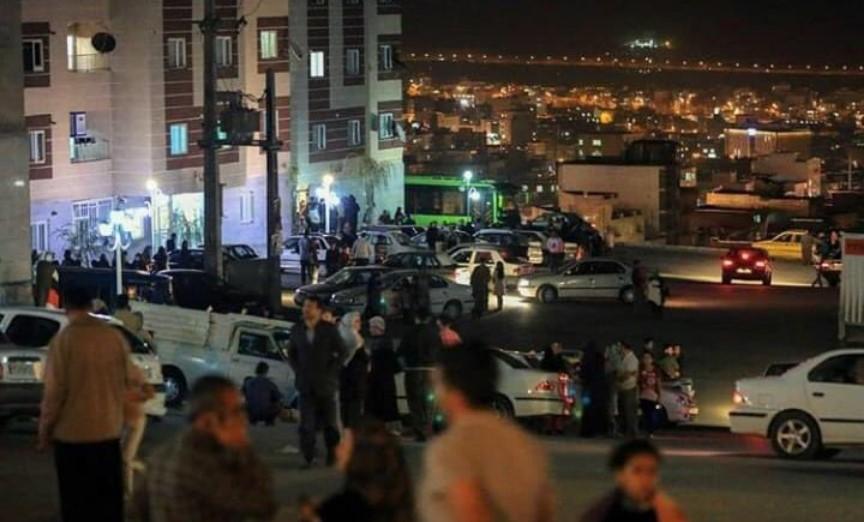 В Тегеране землетрясение: две жертвы