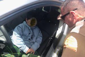 5-летний американец угнал авто и поехал в Калифорнию