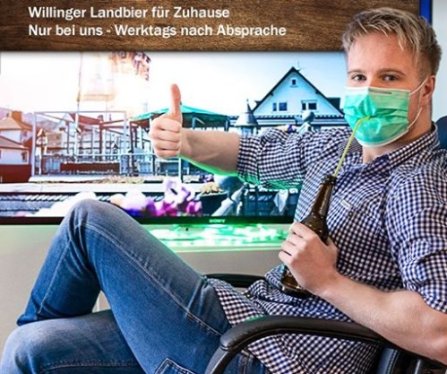 В Германии из-за карантина бесплатно раздают пиво