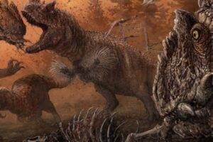 Ученые подтвердили каннибализм у еще одного вида динозавров