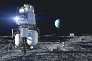 NASA выбрало компании, которые создадут корабли для лунных миссий