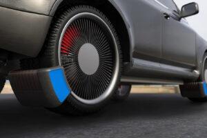 В Британии предлагают собирать частицы стирающихся шин