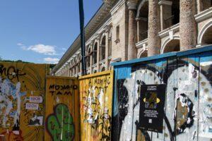 Киевские дизайнеры запустили проект о заброшенных зданиях