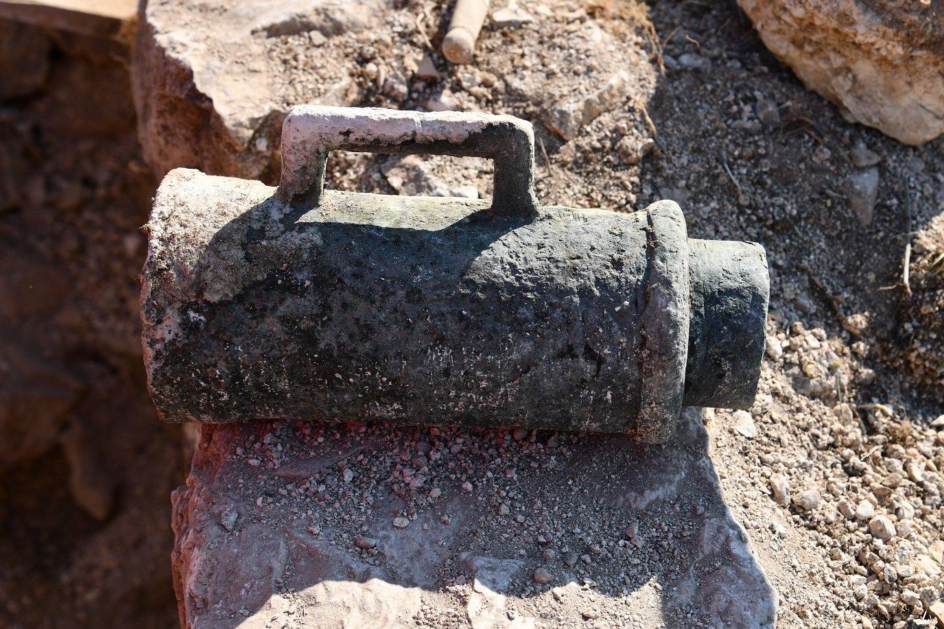 В Хорватии нашли аналог миномета XVII века