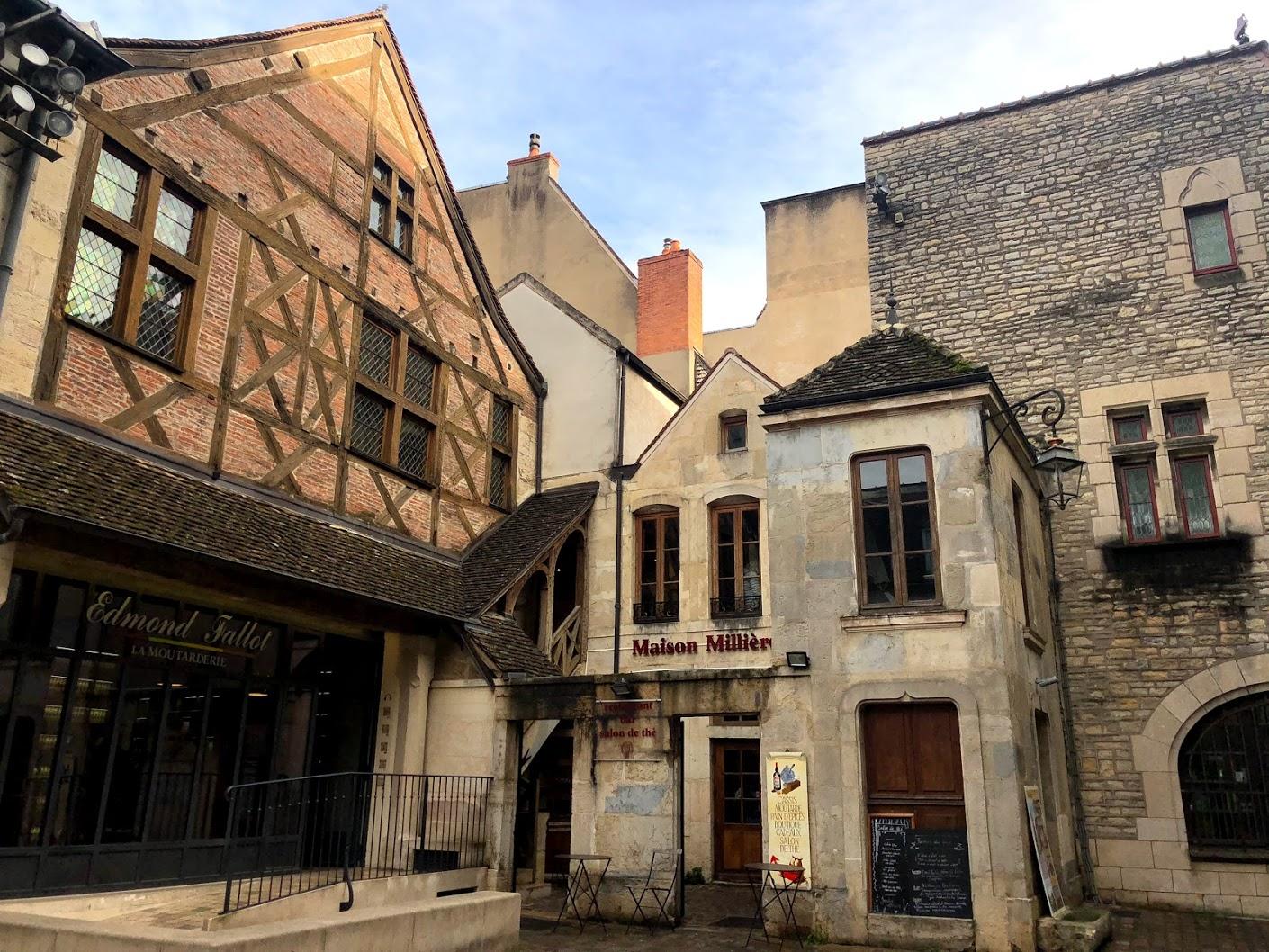 Вино и горчица: прогулка по Дижону, столице Бургундии
