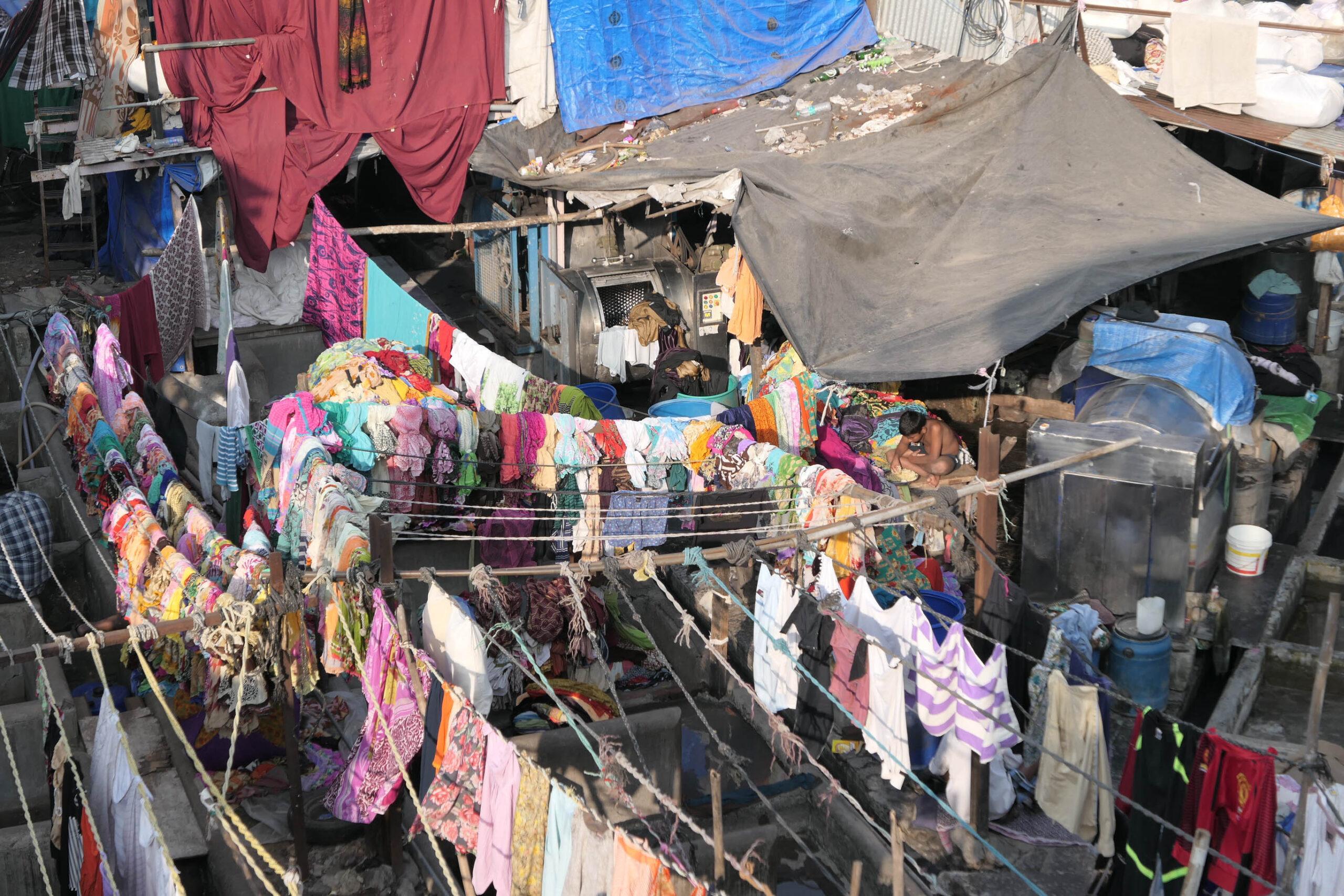 Мумбаи фото прачечная