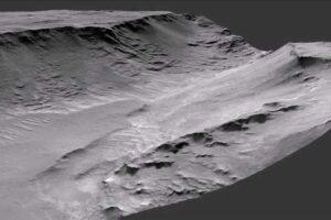 Астрономы обнаружили свидетельства существования реки на Марсе