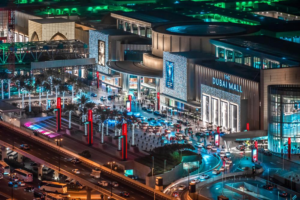 В Дубае вновь открылся крупнейший торговый центр мира