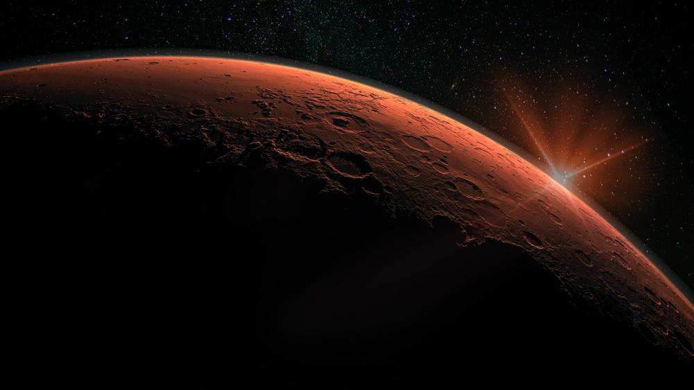 Недра Марса когда-то были горячими