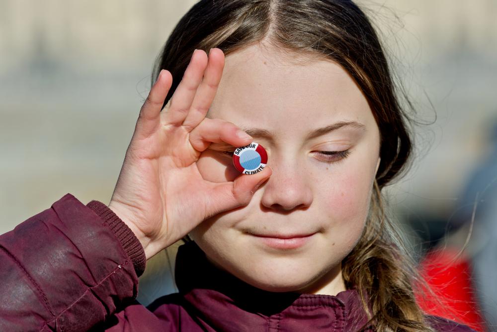 Грета Тунберг пожертвовала $100 тысяч на защиту детей от коронавируса