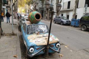 В Грузии будут запрещать автомобили дважды в неделю