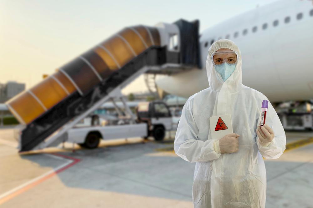 Евросоюз выпустил рекомендации по безопасным полетам