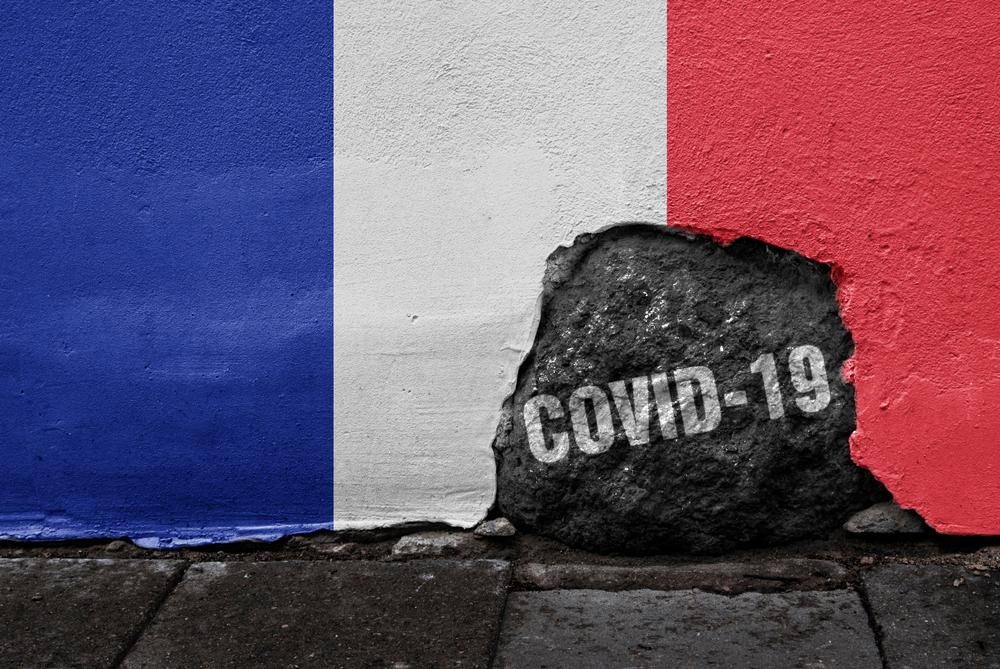 COVID-19 во Франции появился еще в декабре