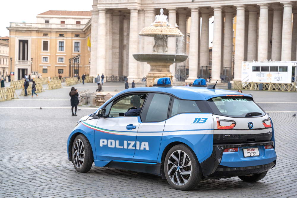В Италии во время карантина уровень преступности упал в 3 раза