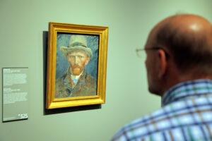 В Торонто можно посетить выставку работ Ван Гога, не выходя из машины
