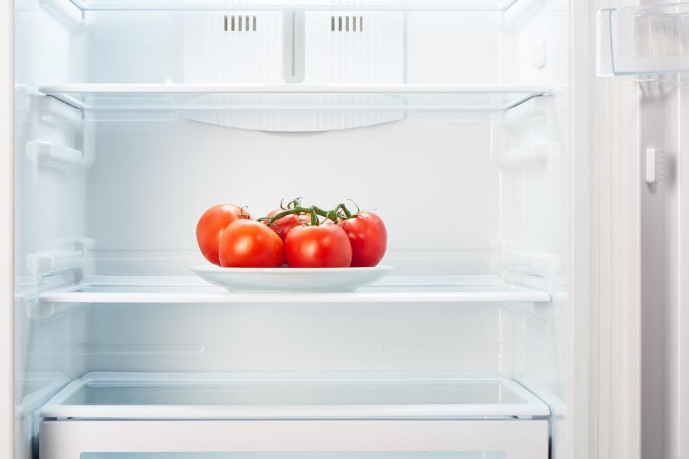 Правда ли, что помидоры из холодильника невкусные