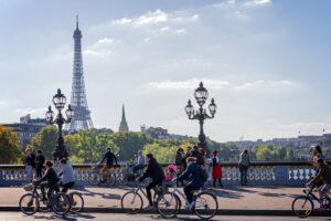 Европейские города станут более «велосипедными» после карантина