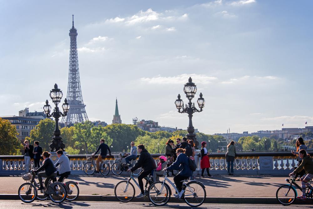 Европейские города станут более «велосипедными» после карантина.Вокруг Света. Украина