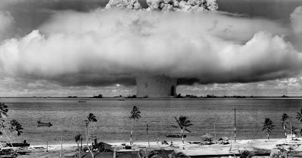 Вследствие ядерных испытаний на планете выпало больше осадков