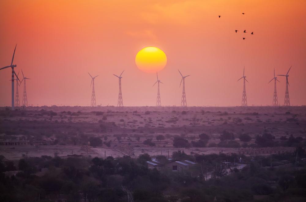 Выбросы CO2 в Индии сократились впервые за 40 лет