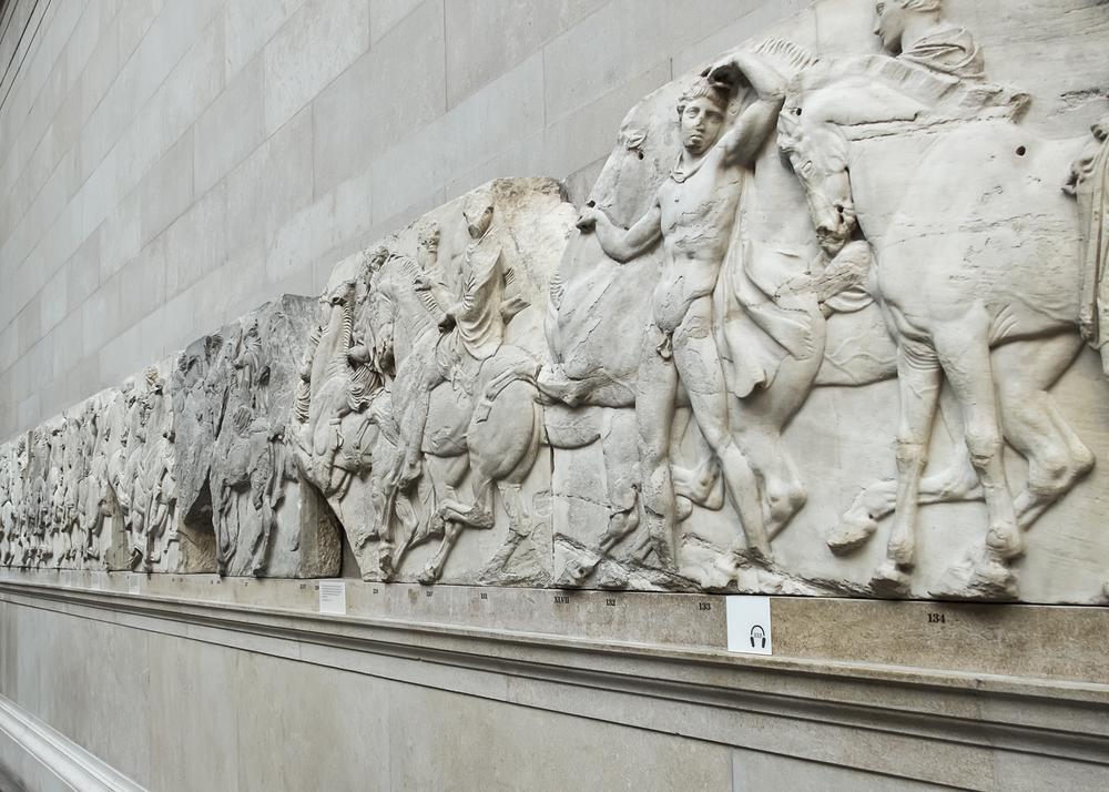Греция вновь просит вернуть мраморы Парфенона