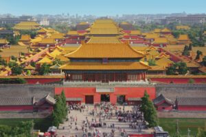 Запретный город в Пекине вновь открыт для публики