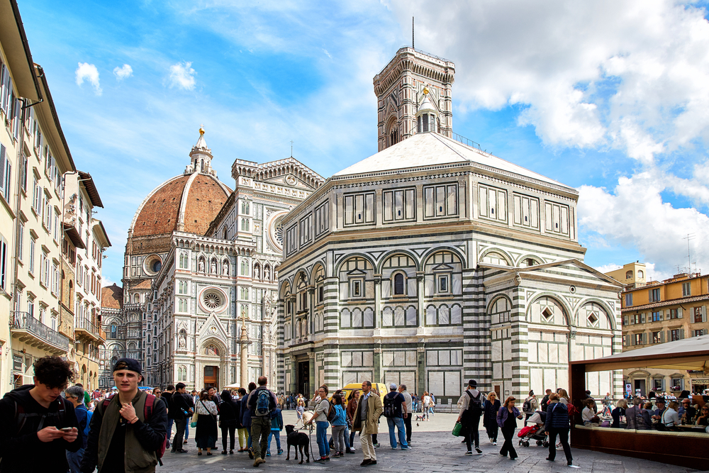 Итальянский музей будет выдавать посетителям гаджеты для соблюдения социальной дистанции