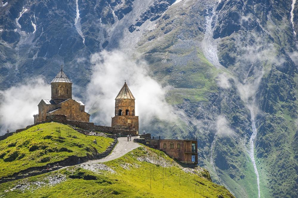 Грузия открывает границы для туристов