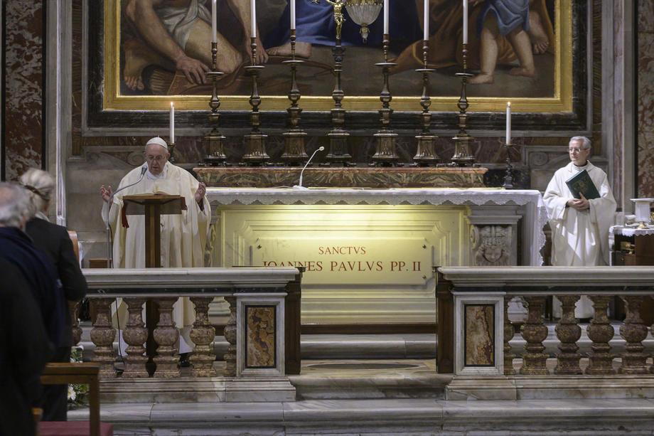 Собор Святого Петра в Риме открылся после капитальной дезинфекции.Вокруг Света. Украина