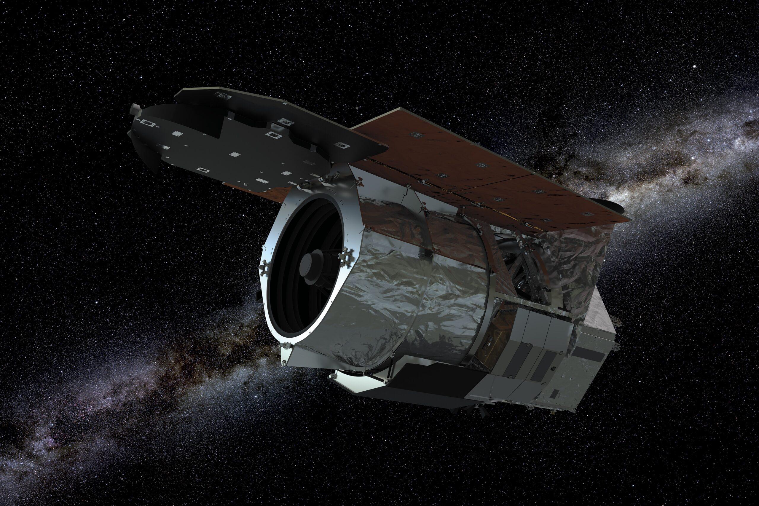 космический телескоп НАСА