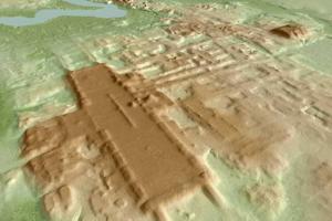 В Мексике нашли самое древнее и большое сооружение майя