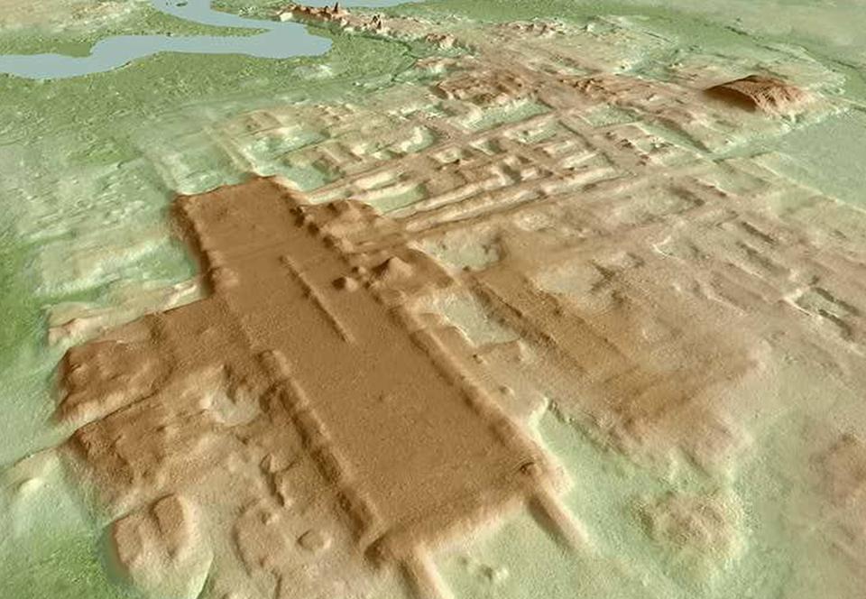 В Мексике нашли самое древнее и большое сооружение майя.Вокруг Света. Украина
