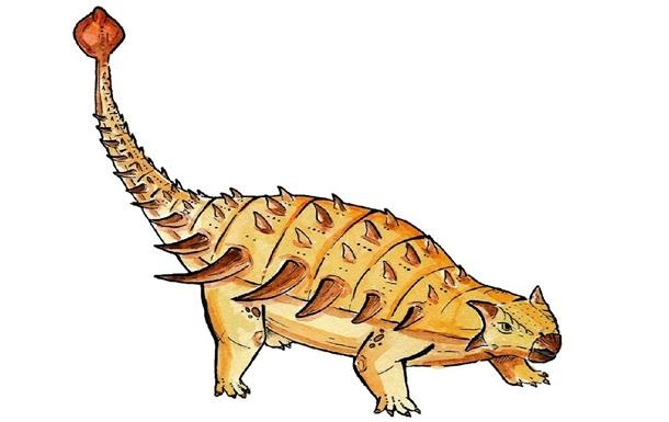 анкилозавры