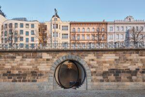 Пражские ледяные хранилища вдоль реки Влтавы превратятся в заведения