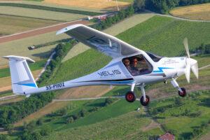 В Европе впервые сертифицировали полностью электрический самолет