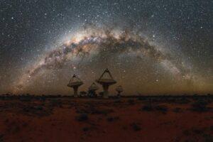 Астрономы выяснили происхождение быстрых радиовсплесков