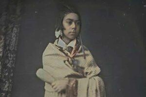 В Австралии нашли старейшее фото аборигена из народа маори